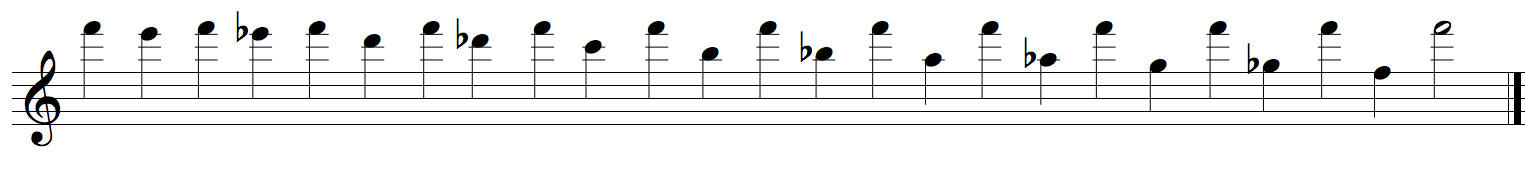 Exercises for Developing a Great Jazz Saxophone Tone