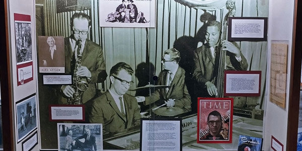 A Visit to the Brubeck Archives