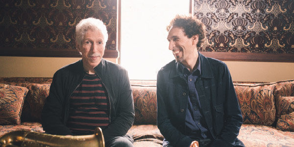 On the Scene: John Daversa and Bob Mintzer
